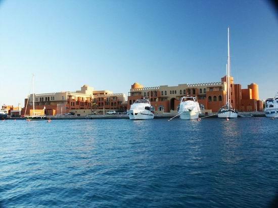 المدينة السياحيه الجونة ( مصر ) صور 2014 _ المدن السياحيه فى مصر