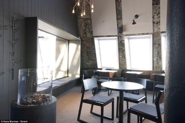 تقرير مصور عن مطعم Tusen ( السويد ) صور 2014
