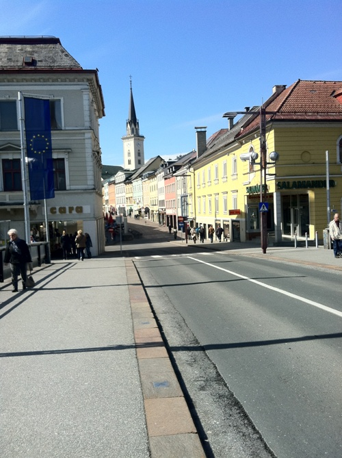 صور مدينة فيلاخ ( النمسا ) _ السياحة فى النمسا