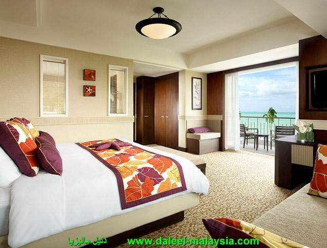 فندق شانجريلا جولدن ساندس بينانج