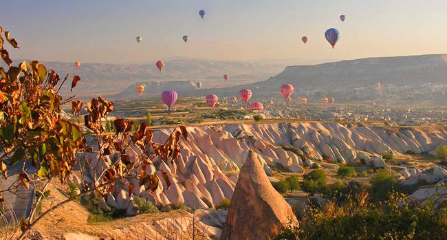 """فندق """"أرجوس"""" كبادوكيا التركية صور 2014"""