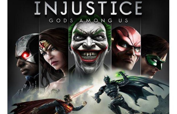 لعبة خارقة لأبطال خارقين (injustice: Gods among us)