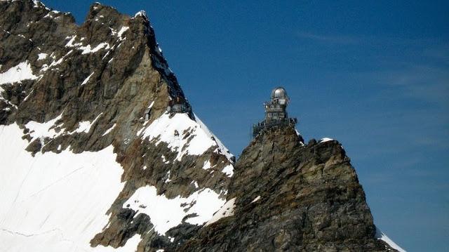 أبو الهول في يونغفرايوتش في سويسرا صور