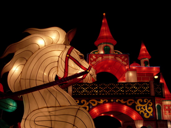 مهرجان المصابيح في تايلند ( صور 2013)