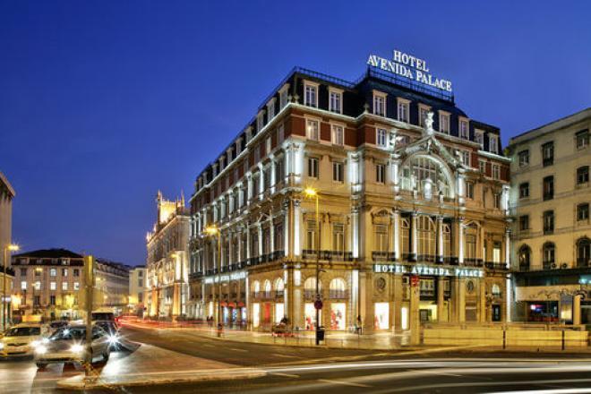 تقرير مصور عن فندق قصر افينيدا فى البرتغال _ السياحة فى البرتغال 2013