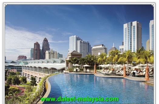 فندق مندرين أورينتال كوالالمبور ماليزيا