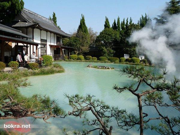 تقرير مصور عن مدينة بيبو اليابانية صور 2013
