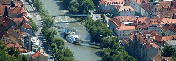 تقرير مصور عن مدينة قراز Graz ( النمسا ) صور