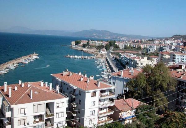 السياحة فى مدينة مودانيا التركية 2013