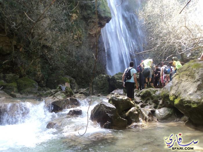 شلال تلمبوط شمال المغرب