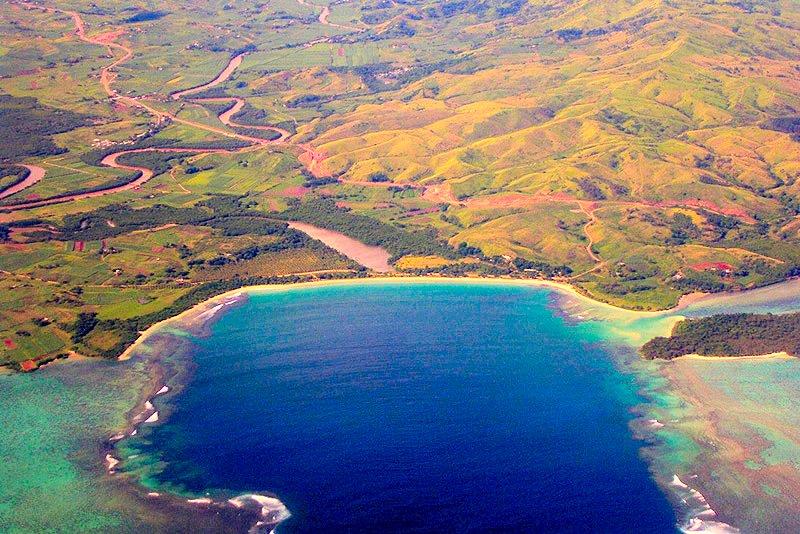 جزر فيجي الخلابة الساحرة