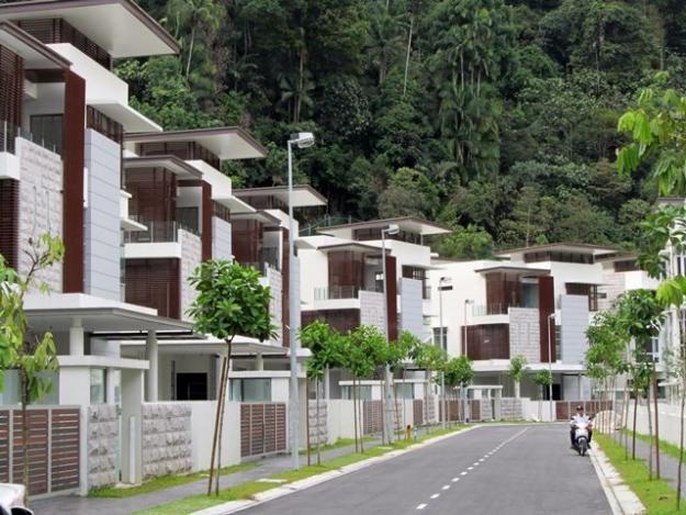 السكن فى ماليزيا , تملك الاجانب عقارات فى ماليزيا