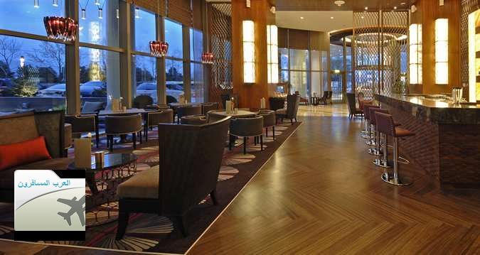 صور فندق هيلتون بورصة ذو ال 5 نجوم بالصور Hilton bursa convention center & Spa