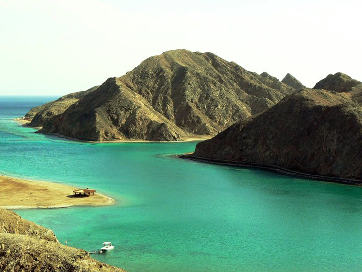 جمال شواطئ مصر