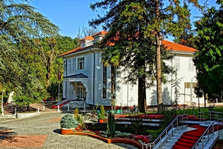 أهم الأماكن السياحية في مدينة يلوفا التركية