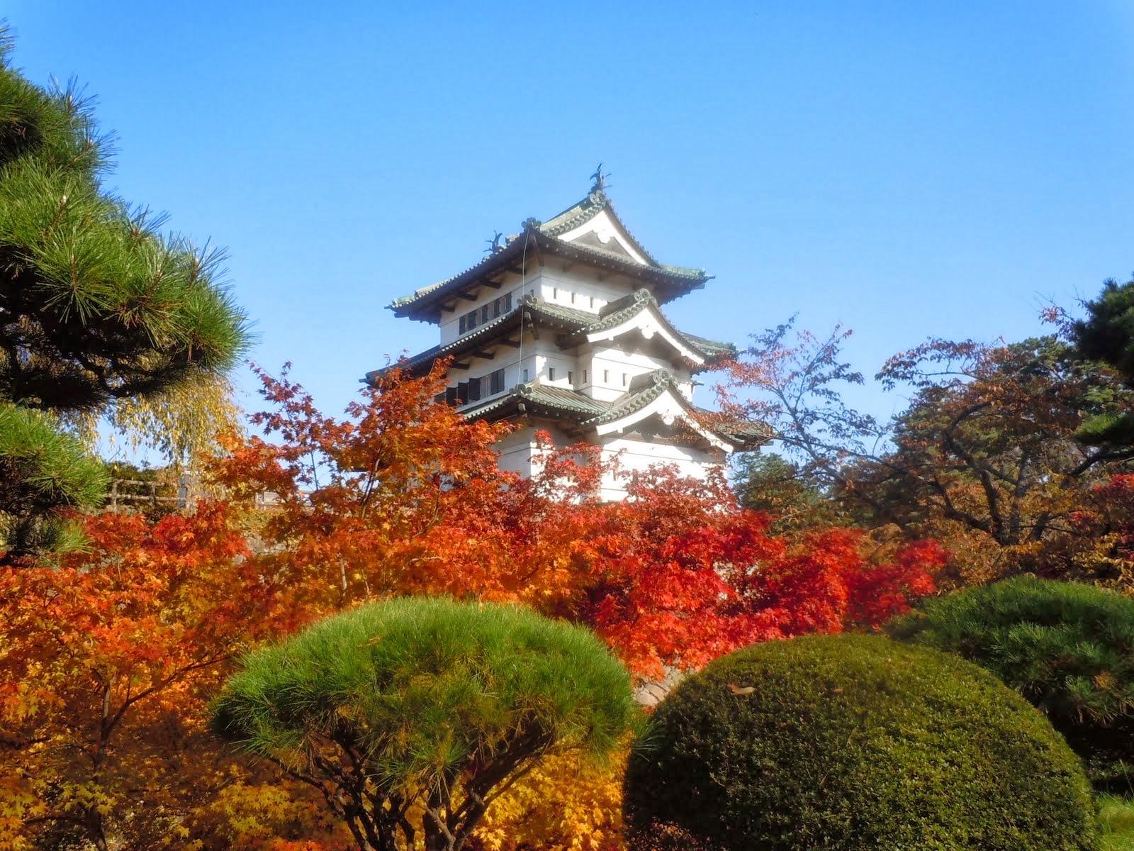 اجمل عشرة قلاع في اليابان