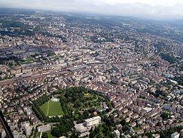 السياحة في لوزان بسويسرا