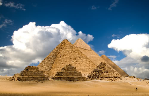 الصوره تتكلم #الأهرامات# من الداخل كما لم تشاهدها من قبل ؟!