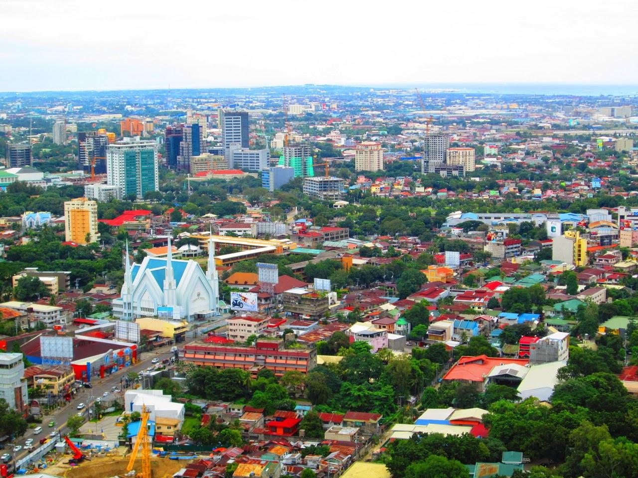 جمال مدينة سيبو Cebu City الفليبينية