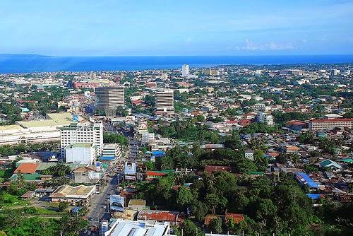 مدينة دافاو Davao City الفليبينية
