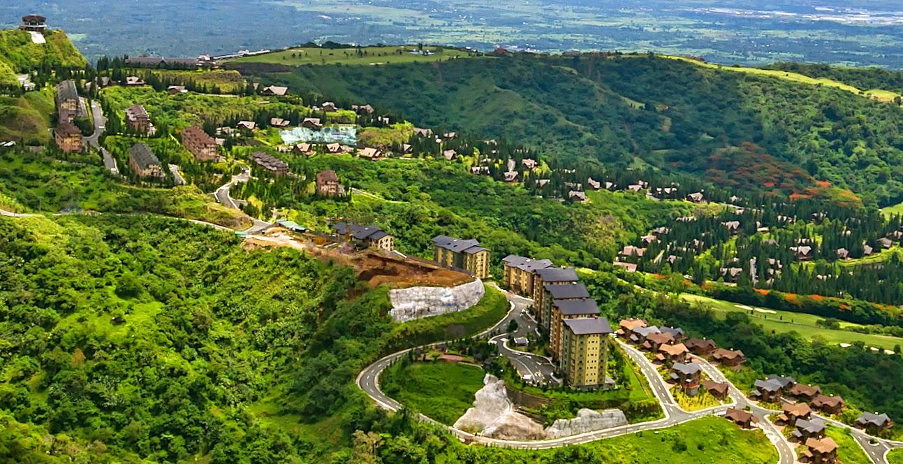 مدينة تاجايتاي Tagaytay City بالصور