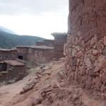 رحلة الى وادي اطلس في مراكش بالمغرب