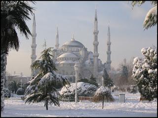 السياحية في تركيا
